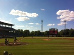 Batter up at the Syracuse Chiefs vs. Red Sox game on 6/10/2013
