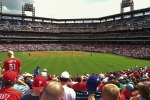 Standing behind sec. 146 at CBP