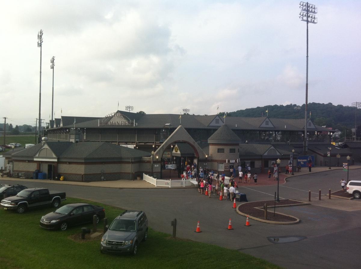 Historic Bowman Field
