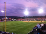 Sunset at FirstEnergy Stadium